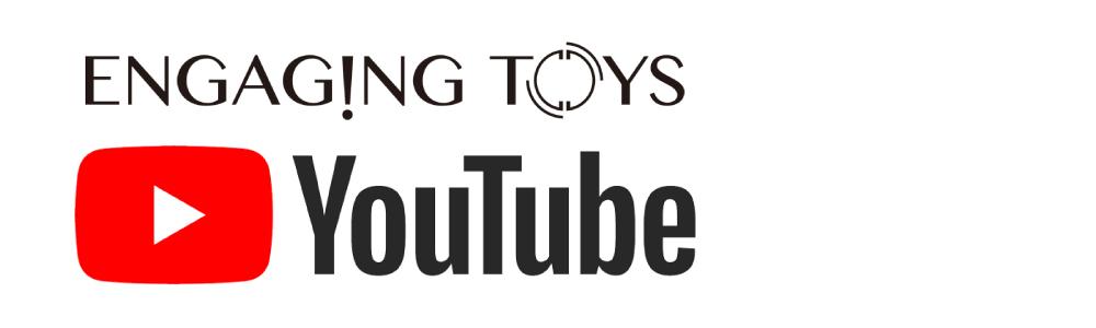 ENGAGING TOYS youtubeチャンネル