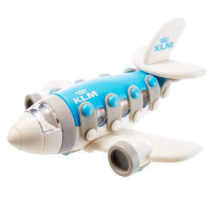 mic-o-mic コラボレーションモデル 089.325 KLM スモールジェットプレーン