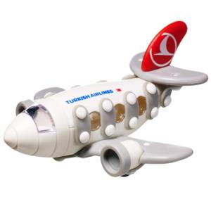 mic-o-mic コラボレーションモデル 089.381 ターキッシュエアラインズ スモールジェットプレーン