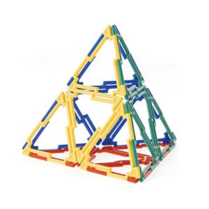 大きなピラミッド/正三角錐(せいさんかくすい)