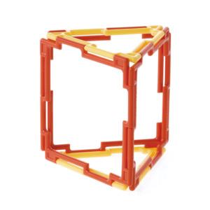 ショートケーキ/正三角柱(せいさんかくちゅう)