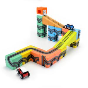 キッズ・デザイン賞受賞 Qbi(Qbi toy) BASIC 標準セット