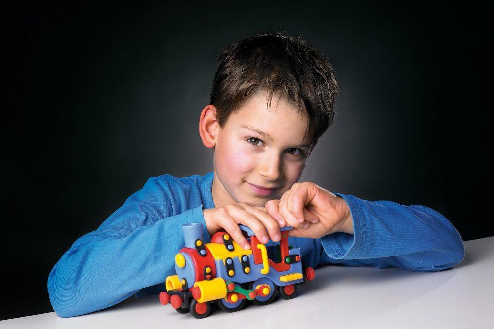 インテリアにも知育にも活躍!デザイン性に優れたおもちゃ